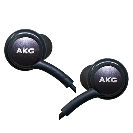 Amazon.com: Earphones Titanium Gray for Samsung Galaxy S8 and S8 Plus AKG EO-IG955 Compatible with Other Smartphone Devices: Cell Phones & Accessories