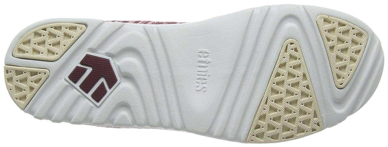 Etnies Womens Scout Sneaker B(M) B01N4R58F3 5.5 B(M) Sneaker US|Burgundy/Tan 28fdb8
