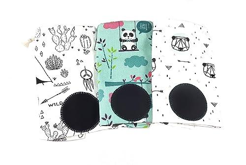 Pack bolsas de tela con pizarra: Amazon.es: Handmade