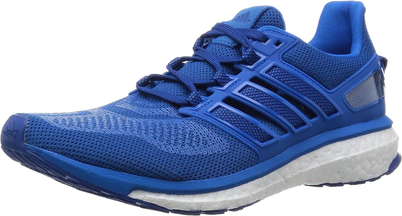 adidas Energy Boost 3 M, Zapatillas de Deporte para Hombre, Azul (Eqtazu/Eqtazu/Azuimp), 41 1/3 EU: Amazon.es: Deportes y aire libre