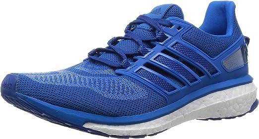 Adidas Energy Boost 3 M, Zapatillas de Running para Hombre, Azul (Eqtazu/Eqtazu/Azuimp), 42 EU: Amazon.es: Deportes y aire libre