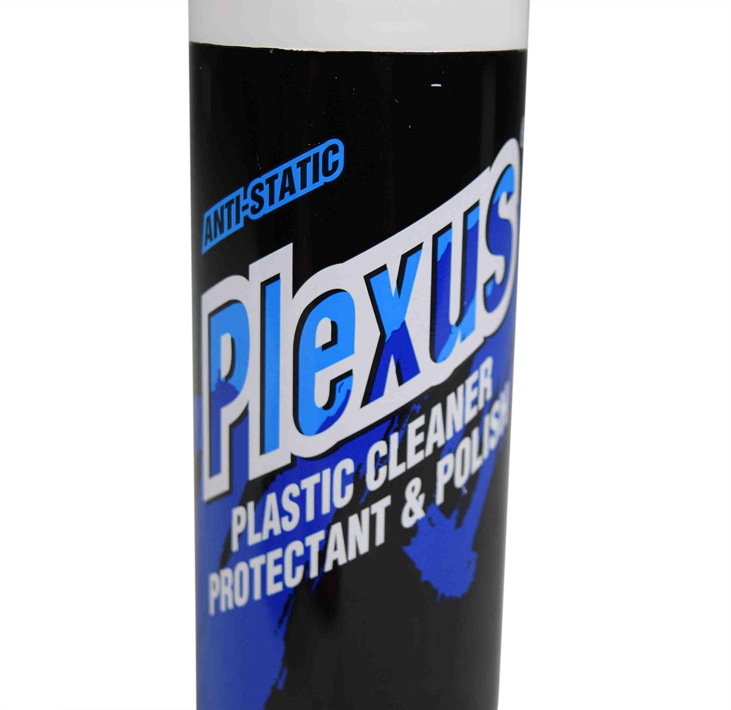 Plexus Motocycle Plastic Cleaner and Protectant 20207 7oz Aerosol (2) by Plexus (Image #3)