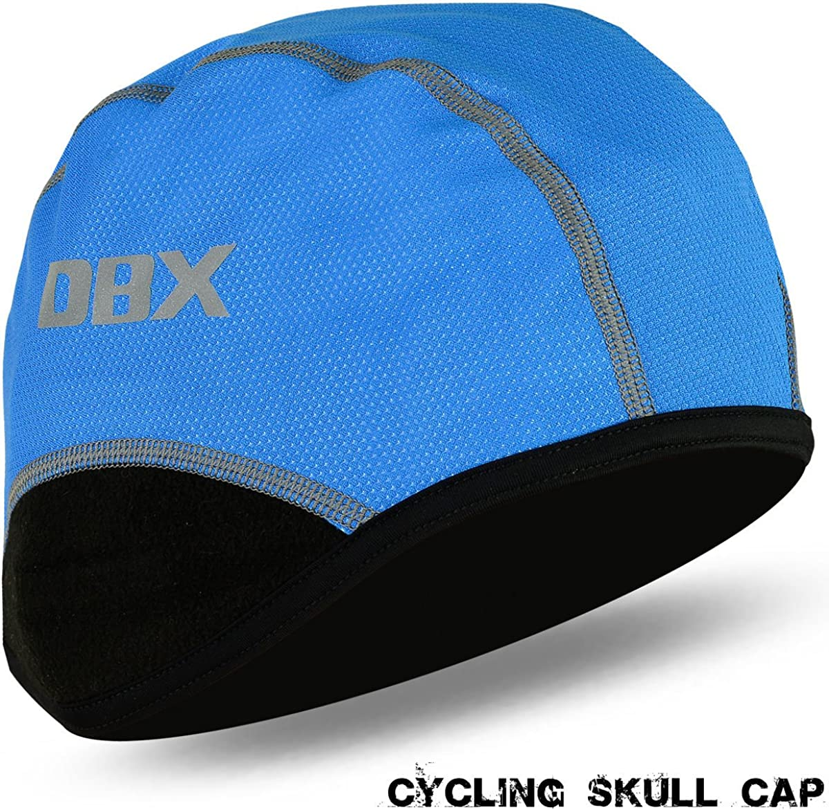 Cycling Walking and Mountain Climbing Cycling Skull Cap Bike Motorbike Under Helmet Hat Thermal Windstopper Hat Rowing Suitable for Running