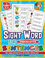 Sight Words Sentences Ideal For Reading & Writing