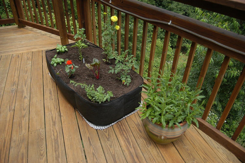 Amazon.com: Victory 8 Fabric Raised Garden Bed 2 x 4 Feet: Garden ...