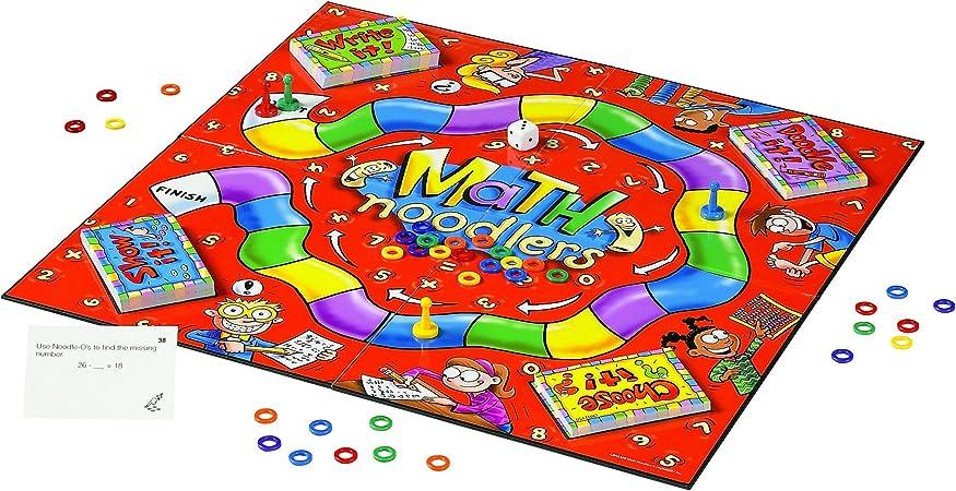 Edupress Math Noodlers Game EP62350 Grades 2-3