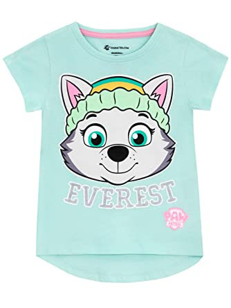 c2a5e8d58f251 Paw Patrol Shirt - Fille - La Pat  Patrouille  Amazon.fr  Vêtements ...