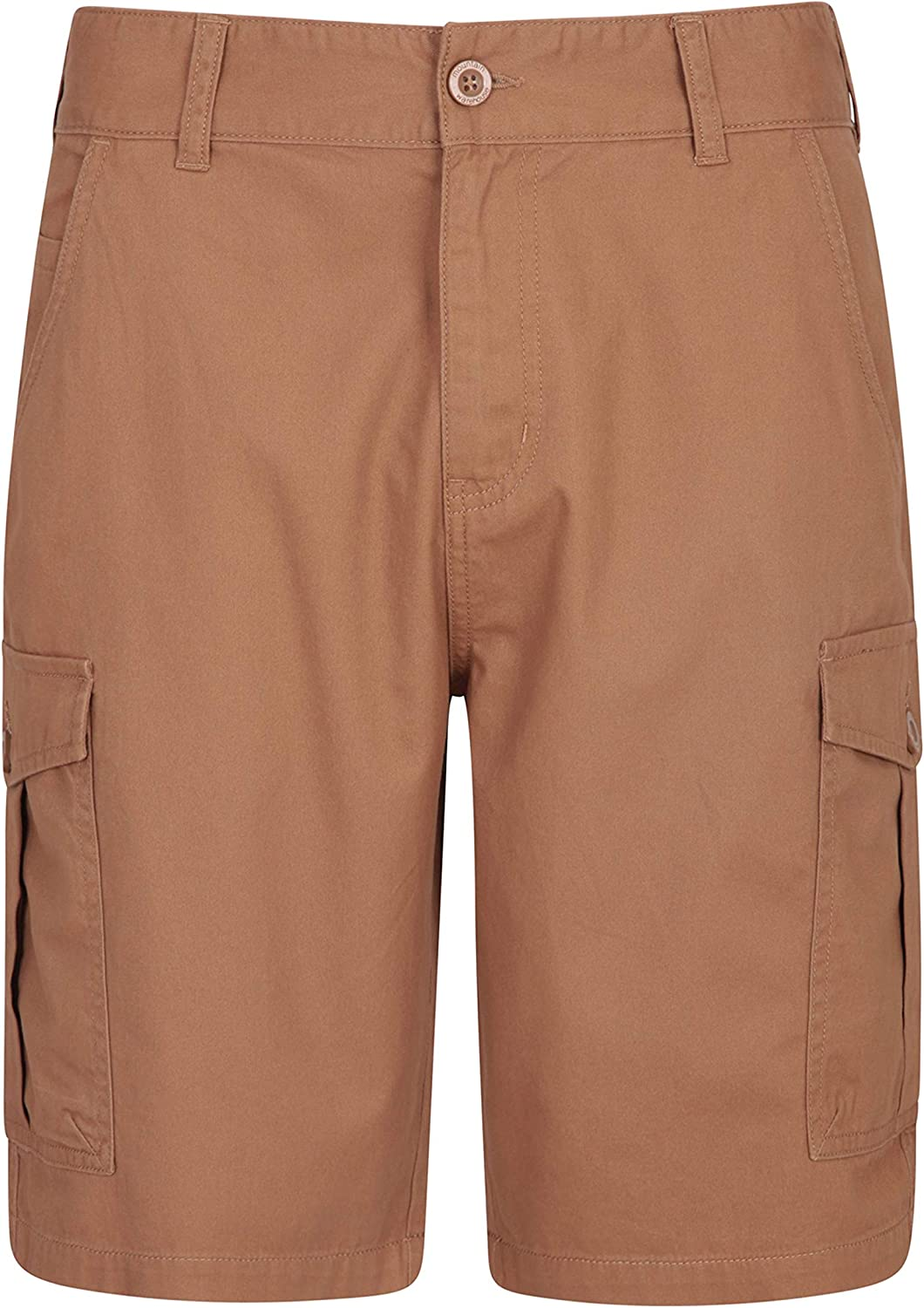 Mountain Warehouse Lakeside Mens Shorts - Twill Cotton Cargo Pants