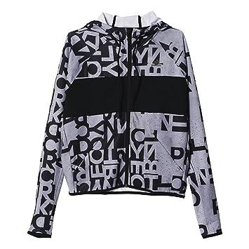 adidas Gym FZ Hoody 2 - Sudadera para Mujer, Talla XS, Color Negro: Amazon.es: Deportes y aire libre