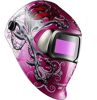 Speedglas H752020 Casco de Soldadura, Wild n Pink