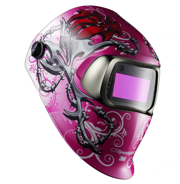 3M/™ Speedglas/™ Maschera per Saldatura aerografata Ice Hot 100 V 752520 con ADF 3//8-12