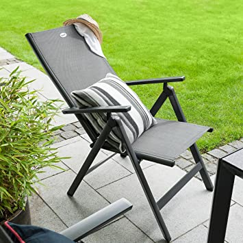 Pleasing Hartman Arianna Reclining Chair Amazon Co Uk Garden Outdoors Download Free Architecture Designs Lectubocepmadebymaigaardcom
