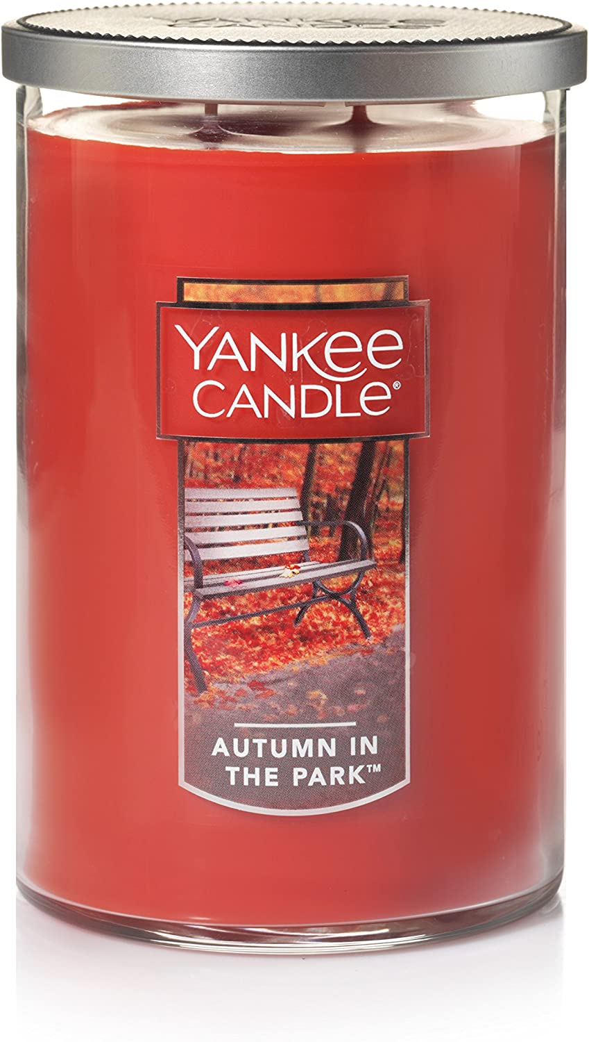 Yankee Candle Lot of 6 Autumn in the Park Votives