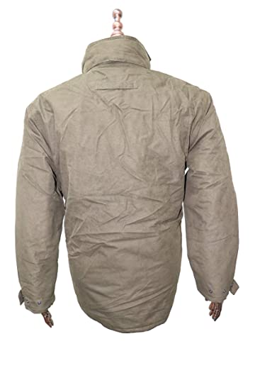 0cf8adeecd1e0 Hunter Outdoor Waterproof & Breathable Cork Jacket Olive: Amazon.co ...