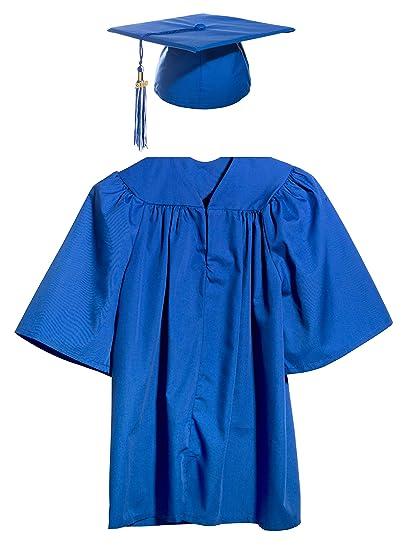 Amazoncom Preschool And Kindergarten Graduation Cap Gown Tassel