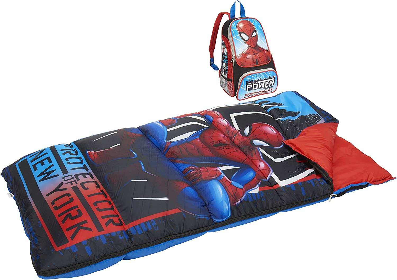 Marvel Spiderman 2 Piece Camp Kit