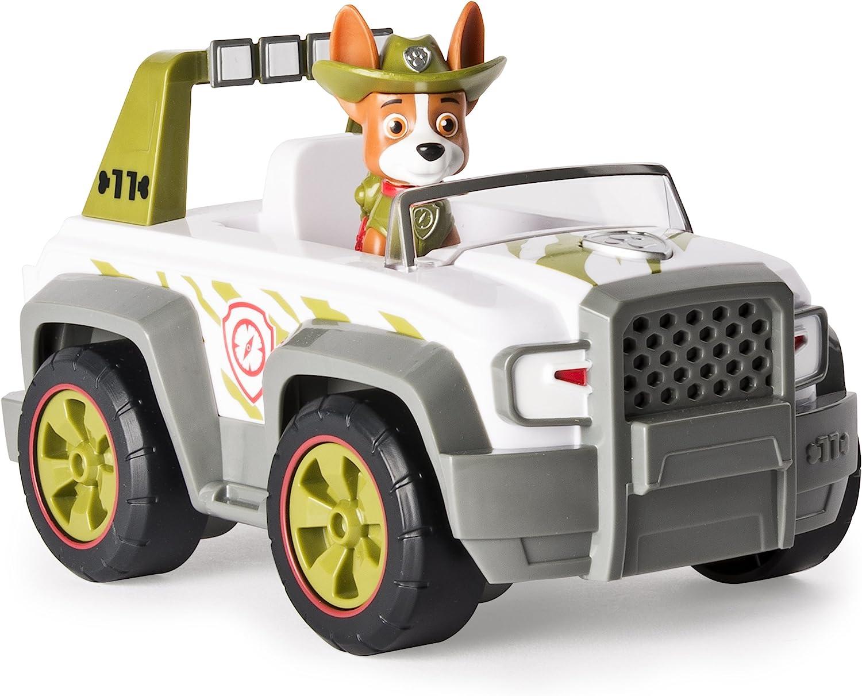Trackers Pull Back Explorer Vehicle Paw Patrol