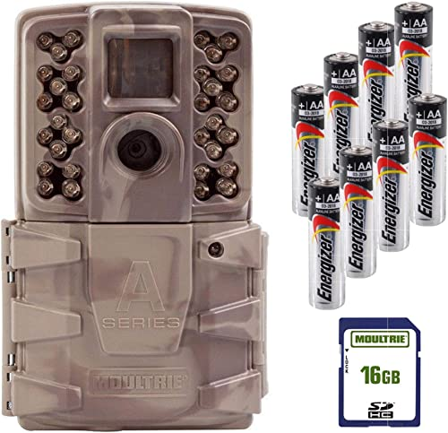 Moultrie A-40 Pro Kit w SD Card and Batteries MCG-13284