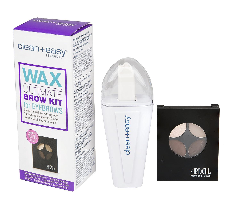 Amazon Clean Easy Ultimate Brow Kit Eyebrows Beauty