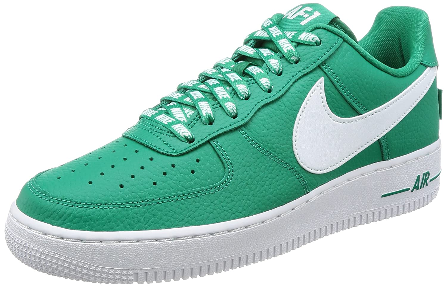 NIKE Air Force 1 '07 Lv8 Mens 823511-302 B075XJRD2W 9.5 D(M) US|Neptune Green/White