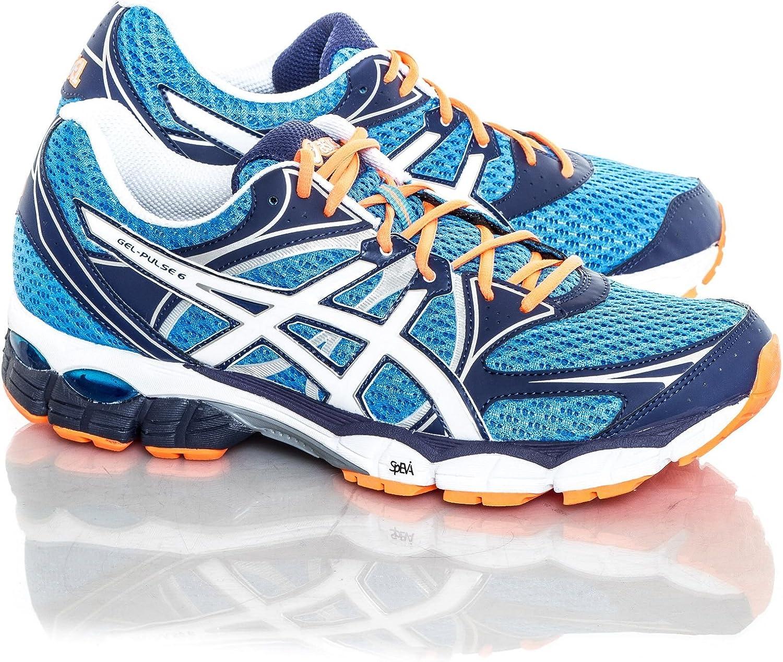 Asics - Zapatillas para Hombre, Color Azul, Talla 50.5: Amazon.es: Zapatos y complementos