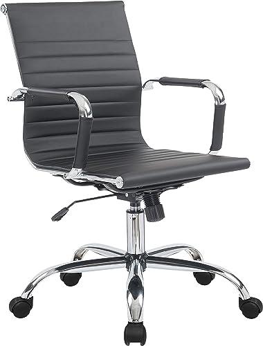 Porthos Home Ardin Office Chair Black