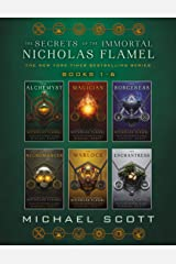 The Secrets of the Immortal Nicholas Flamel Complete Collection (Books 1-6): The Alchemyst; The Magician; The Sorceress; The Necromancer; The Warlock; The Enchantress (English Edition) eBook Kindle