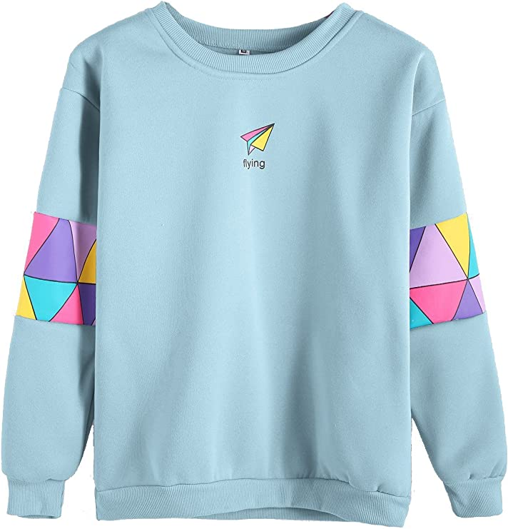 Paper Airplane Sweatshirt