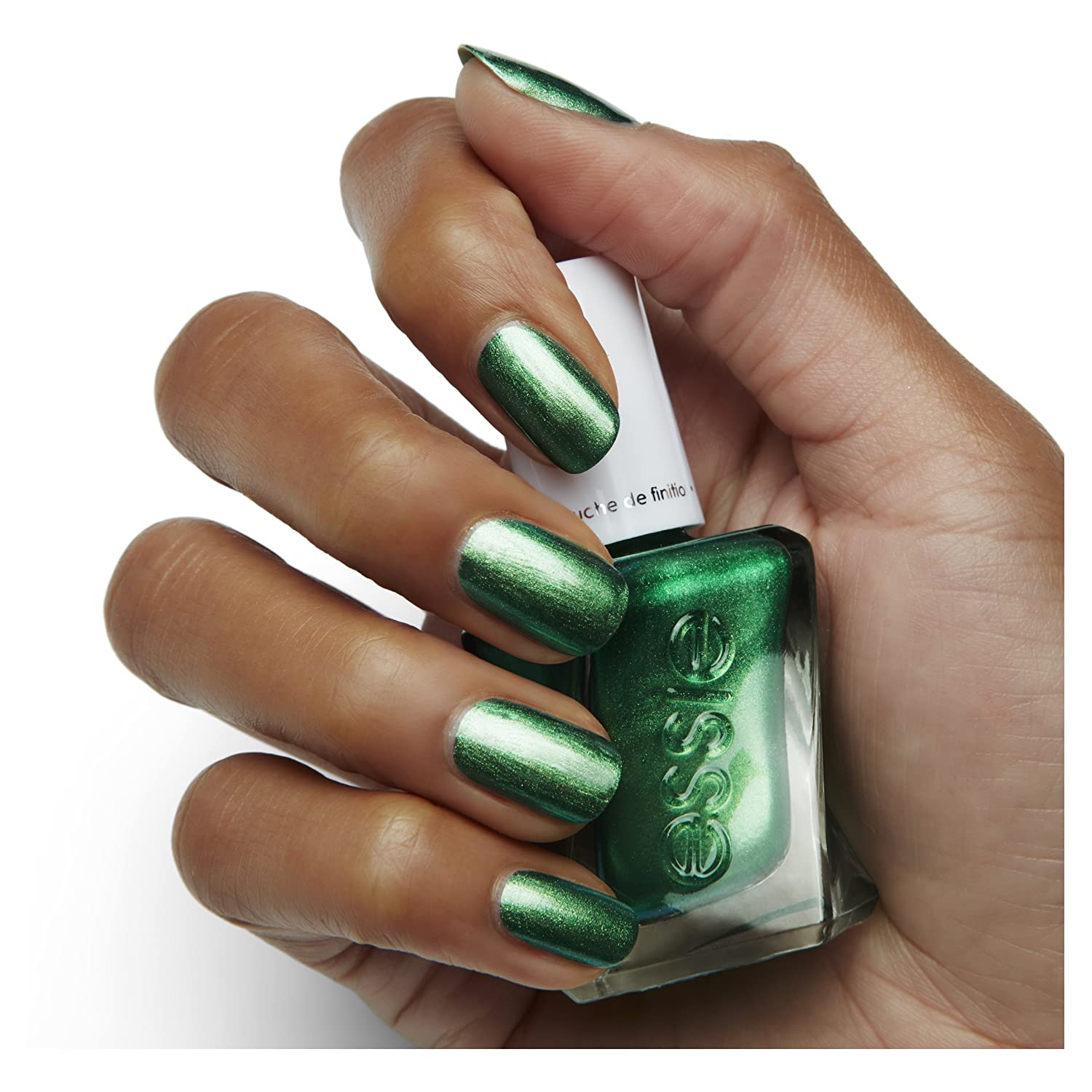 essie Gel Couture Nail Polish, Holiday Collection, 13.5 ml, 478 Jade ...