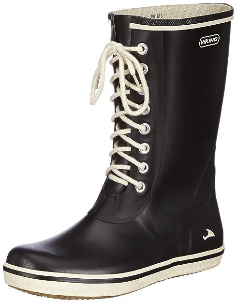 7cb63d9456 Viking Retro Light, Botas de Agua para Mujer: Amazon.es: Zapatos y  complementos