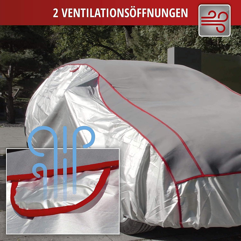 M 31079 Walser Auto Hagelschutzplane Premium Hybrid SUV wasserdichte atmungsaktive Hagelschutzgarage f/ür optimalen Hagelschutz Gr/ö/ße