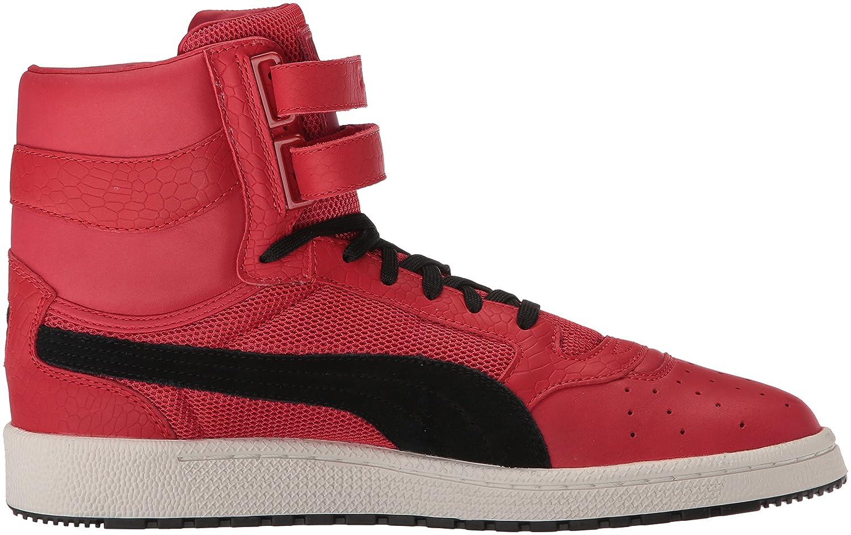579426e50 Puma Sky II Hi Color Blocked Lthr Hombre US 13 Rojo Zapatillas  Amazon.es  Zapatos  y complementos