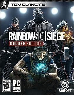 Amazon com: Tom Clancy's Rainbow Six Siege Year 4 Pass [Online Game