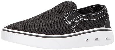 8a9d7b295e88 Columbia Men s Spinner Vent MOC Water Shoe Black