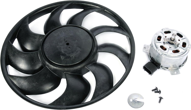 Engine Cooling Fan Motor ACDelco GM Original Equipment 15-81137