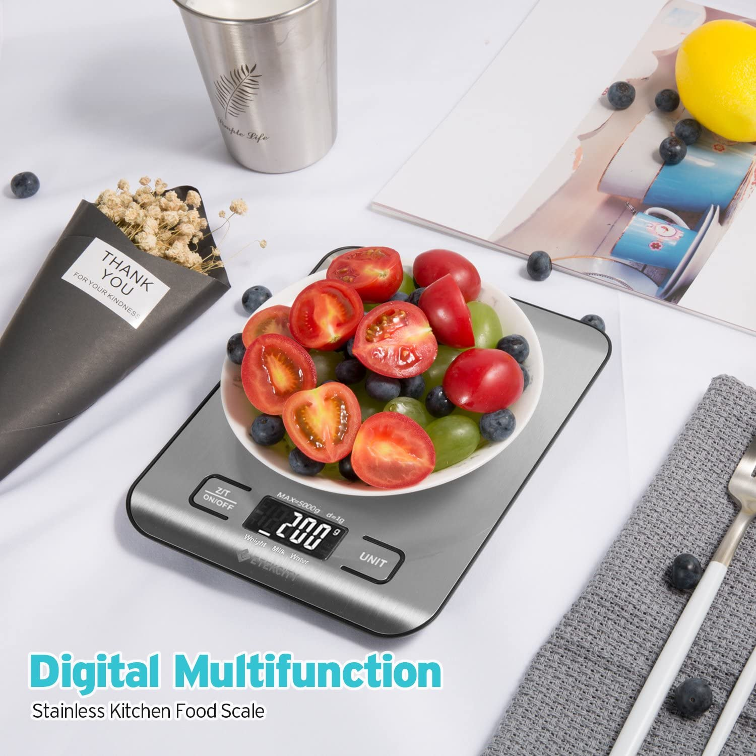 food scale reviews consumer reports