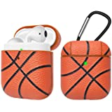 Tekcoo AirPods Case, [Front LED Visible] AirPods Accessories Cover Compatible with Apple Airpods 1 & AirPods 2…