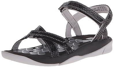 61b9e3152dc Clarks Women s Tresca Trace Wedge Sandal