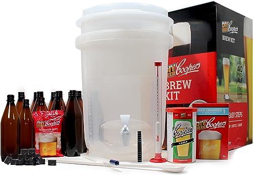 Coopers DIY Beer Home Brewing Kit