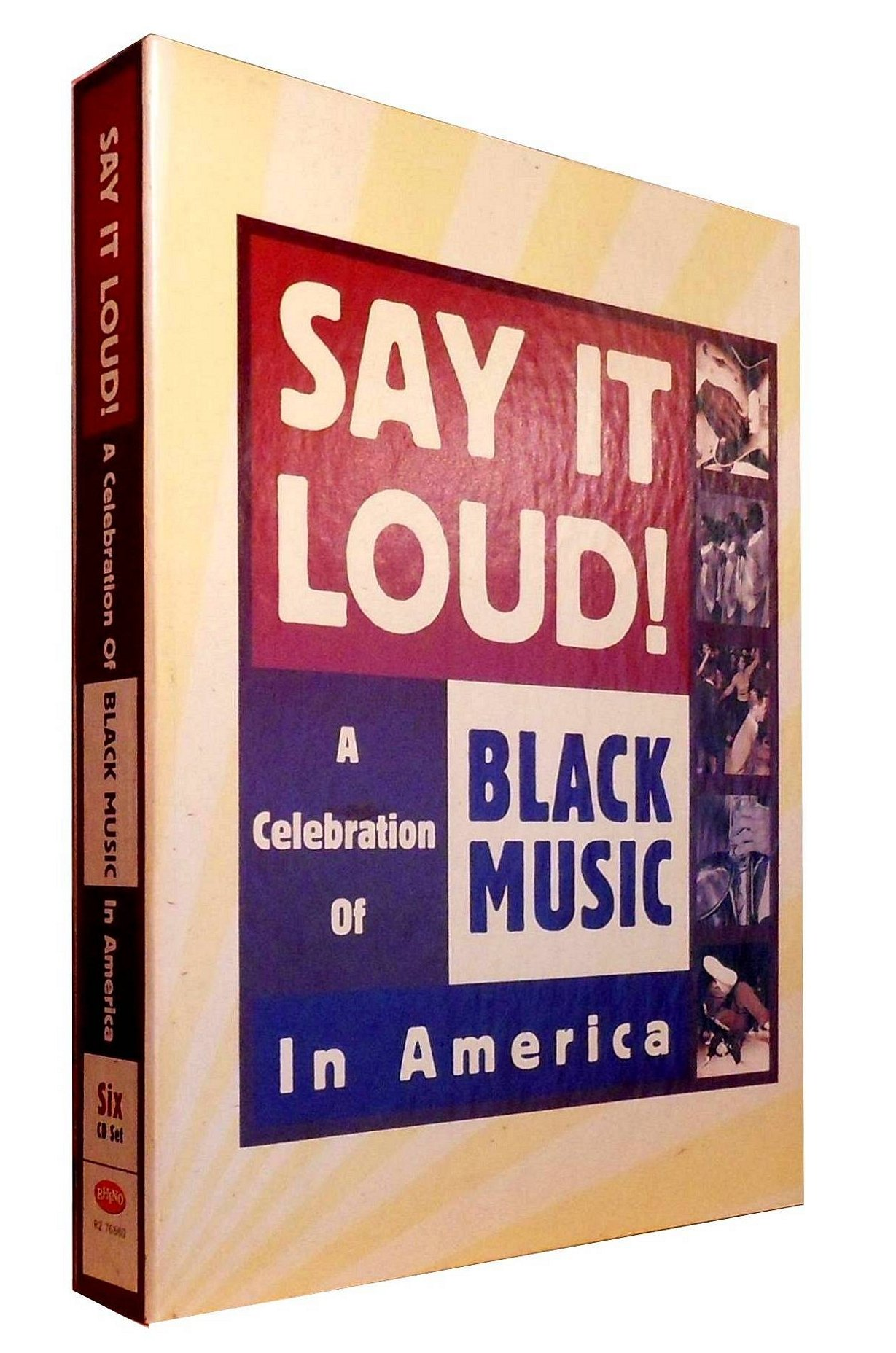 Say It Loud! A Celebration of Black Music in America by Rhino