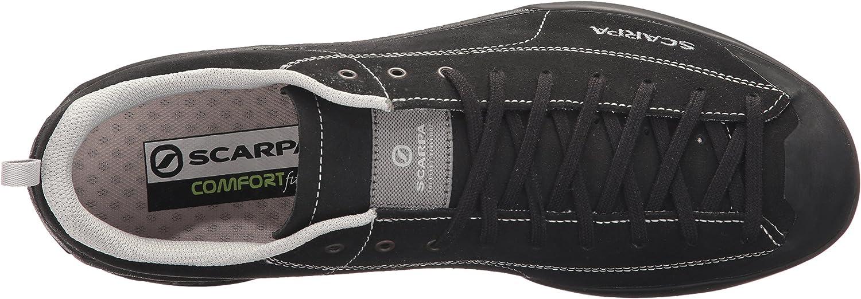 SCARPA Men's Mojito Casual Shoe Sneaker Black