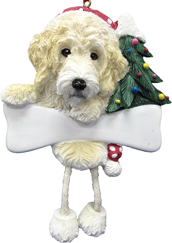 Labradoodle Ornament Nutcracker