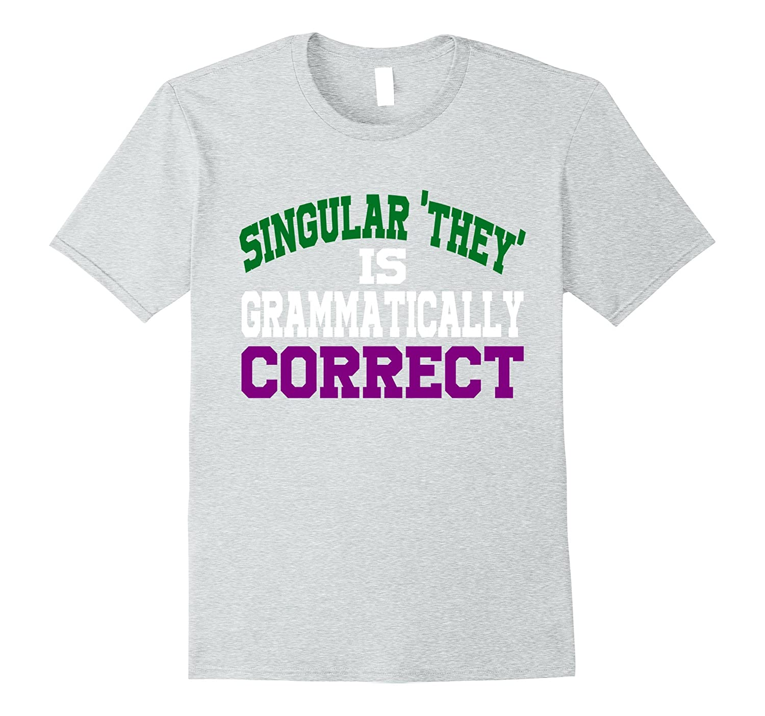 Singular they is grammatically correct genderqueer flag-TH