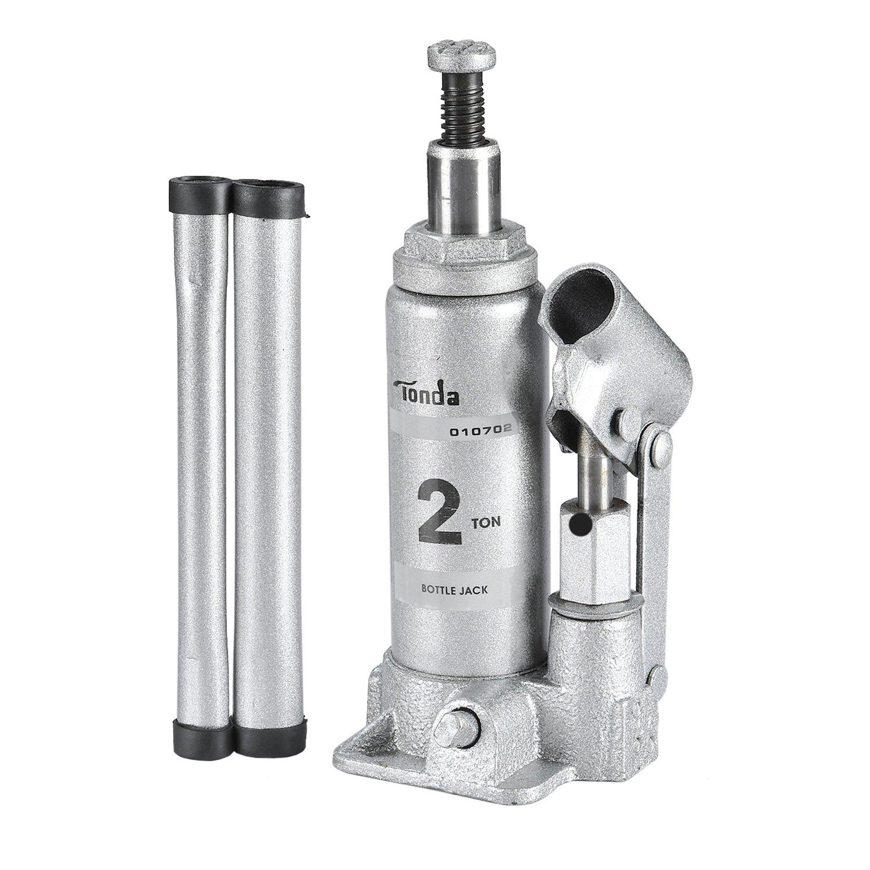 TONDA Hydraulic Bottle Jack, 2 Ton Capacity