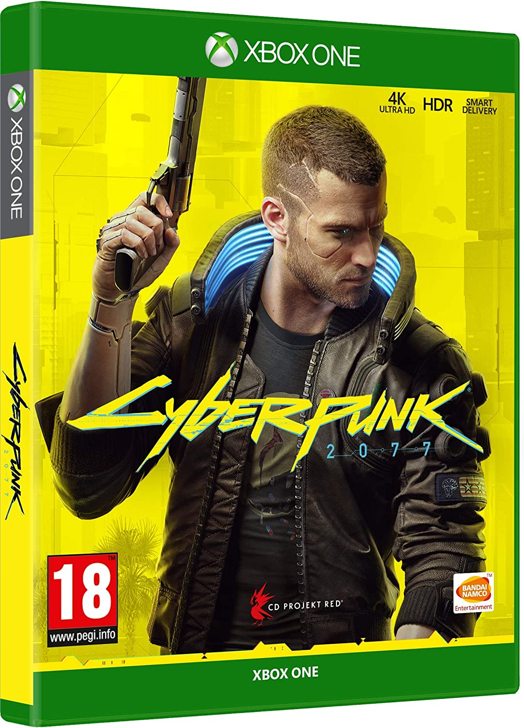Cyberpunk 2077 for Xbox One: Amazon.es: Videojuegos