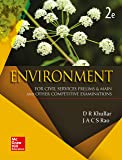 Environment: for Civil Services Prelims & Main and Other Competitive Examinations