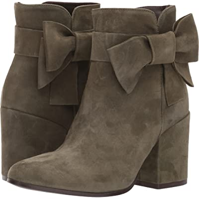 Summit by White Mountain Stevie Olive Suede 40 | Boots