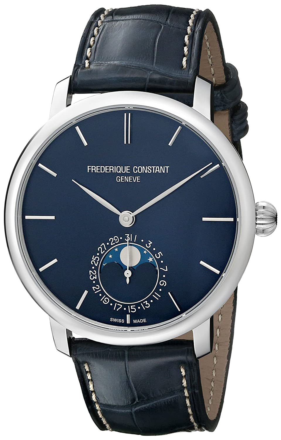 owned fc frederique watches classics constant moonphase pre