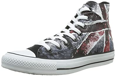 f61fdd252f2a Converse Chuck Taylor All Star Adulte Destroyed UK Flag Hi