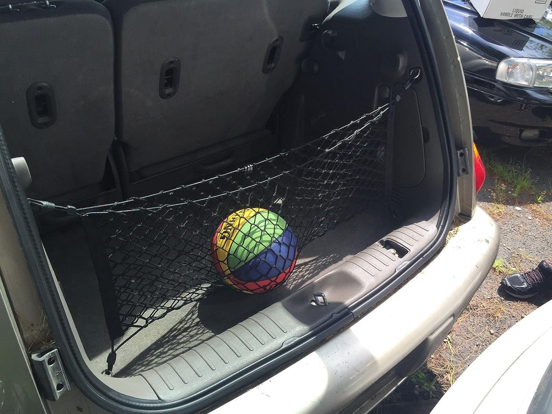 Envelope Style Trunk Cargo Net for Chrysler PT Cruiser 2001 02 03 04 05 06 07 08 09 2010 Trunknets Inc 4333199170